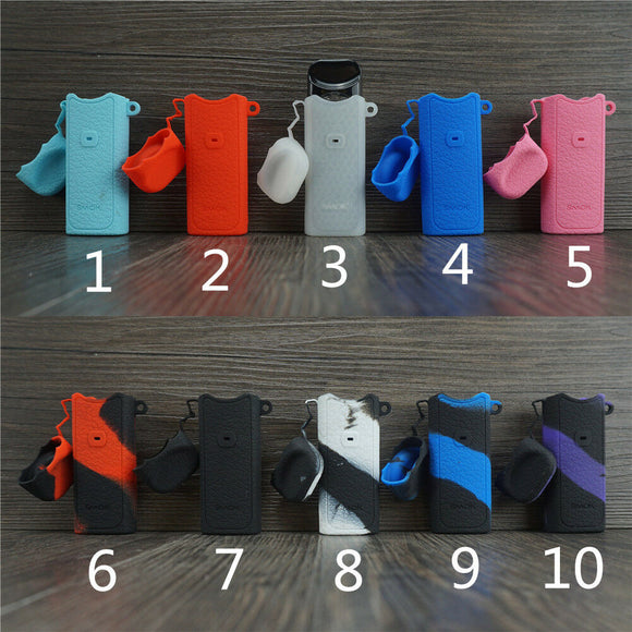 Silicone Case for SMOK Nord Protective Cover Shield Wrap SAME DAY SHIPPING USA