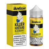 Vapetasia eJuice - Killer Kustard Blueberry