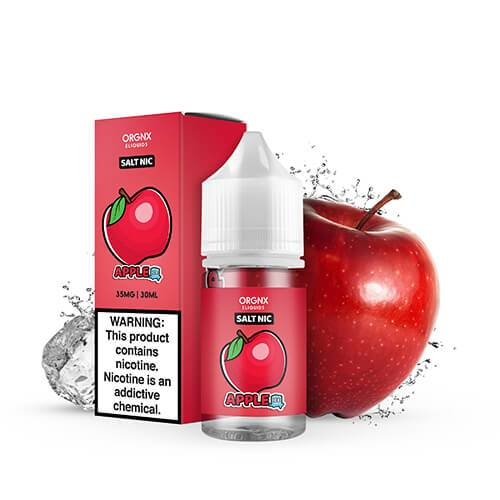 Orgnx Eliquids SALT - Apple Ice