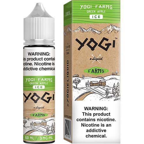 Yogi Farms - Green Apple on ICE