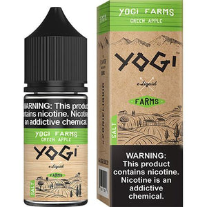 Yogi Farms SALTS - Green Apple