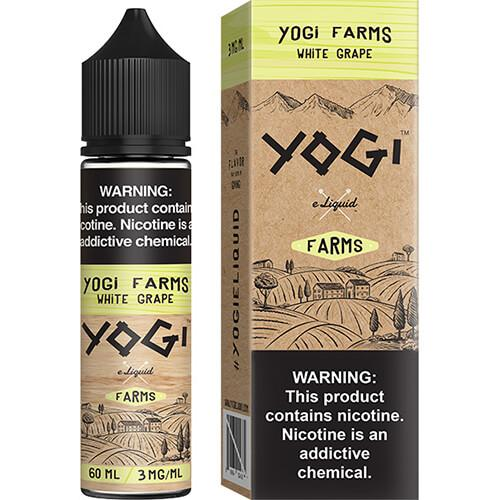 Yogi Farms - White Grape