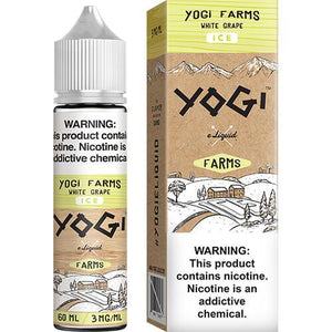 Yogi Farms - White Grape on ICE