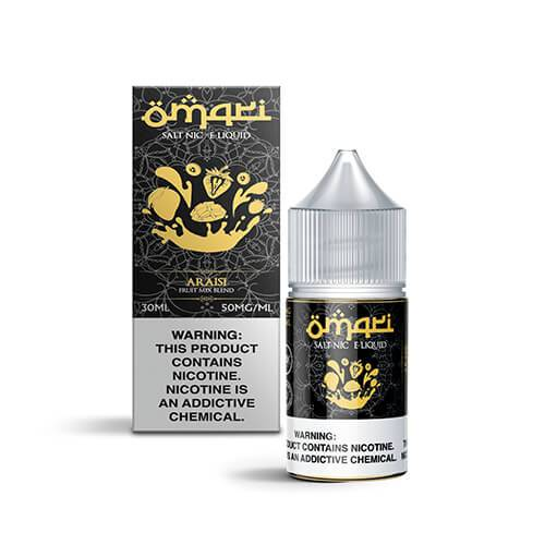 Omari E-Liquid SALTS - Araisi