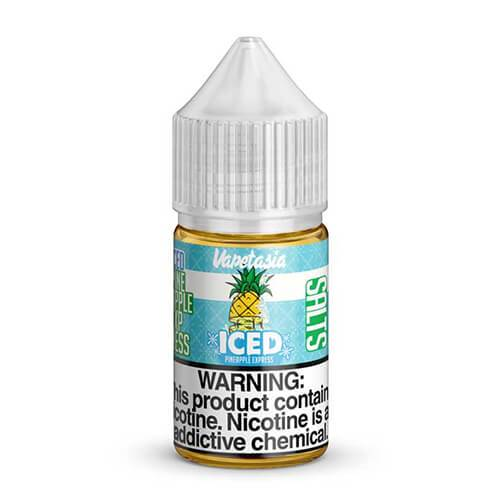 Vapetasia eJuice ICED Salts - Pineapple Express