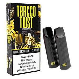 TWST - Disposable Vape Pen Twin Packs - Classic Tobacco