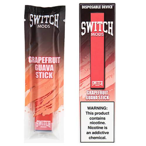 Switch Mods - Disposable Vape Device - Grapefruit Guava