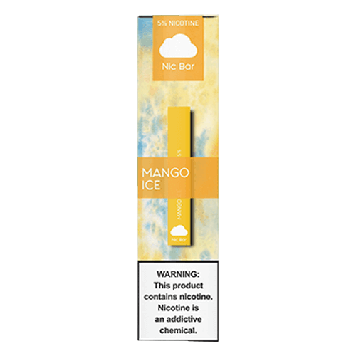 Nic Bar - Disposable Vape Device - Mango Ice