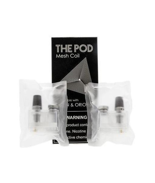 IQS The Pod Replacement Orion/Orion Q Mesh Pods 2-Pack