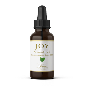 Joy Organics CBD Oil Tinctures 1000MG