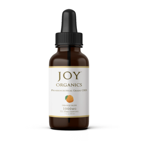 Image of Joy Organics CBD Oil Tinctures 1000MG