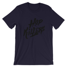 Hop Killers Logo Black
