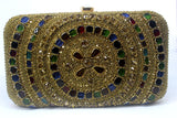 EthniCache Clutch Contemporary Beaded Ladies Hand Purse
