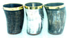EthniCache Hornmug Vodka Shots Horn Glasses Set of 3