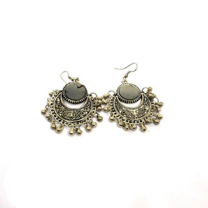 EthniCache Oxidized Jewelry Handcrafted Oxidized Stunning Earrings