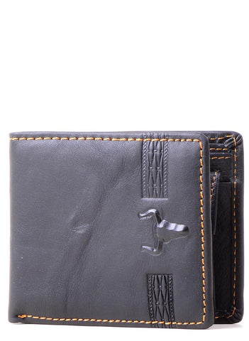 EthniCache Wallet Baronial Handmade Pure Leather Wallet