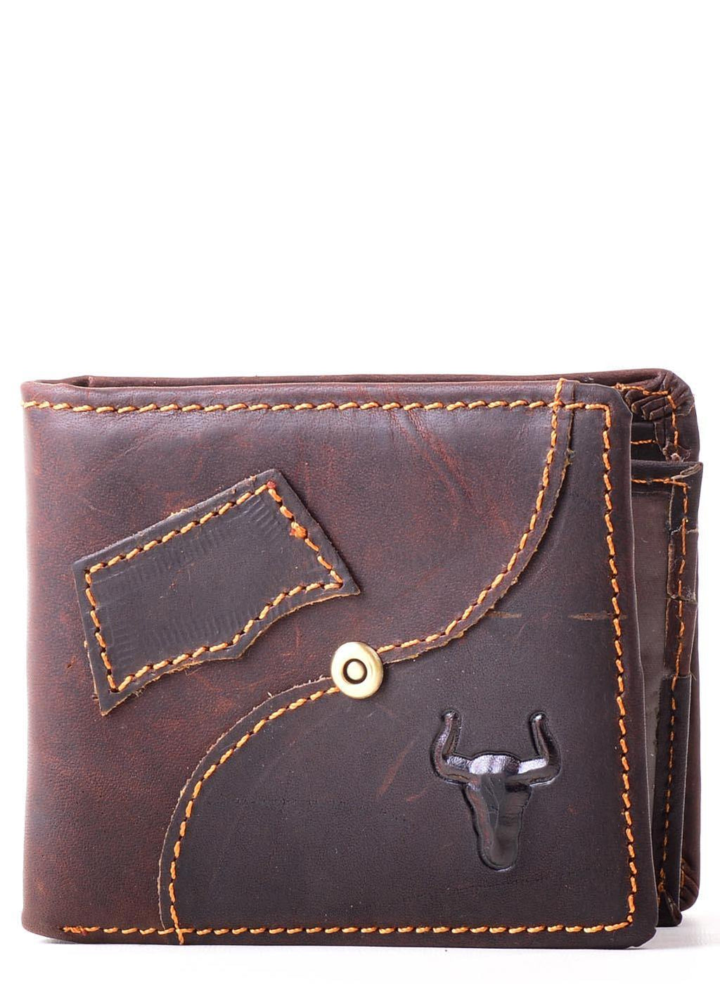 EthniCache Wallet De Luxe Handmade Pure Leather Wallet