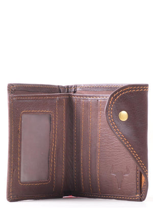 EthniCache Wallet Du Jour Handmade Pure Leather Wallet