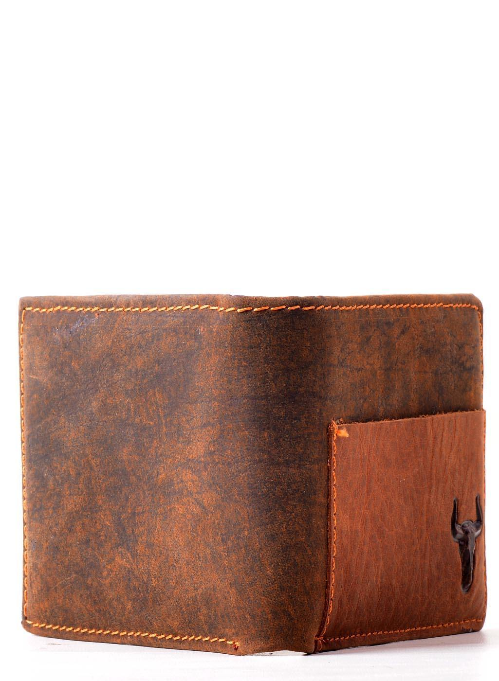EthniCache Wallet Rugged Handmade Pure Leather Wallet