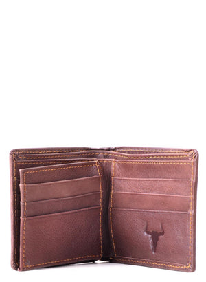 EthniCache Wallet Spunky Handmade Pure Leather Wallet