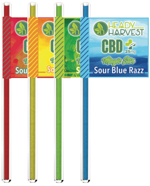 Heady Harvest Magic Stix