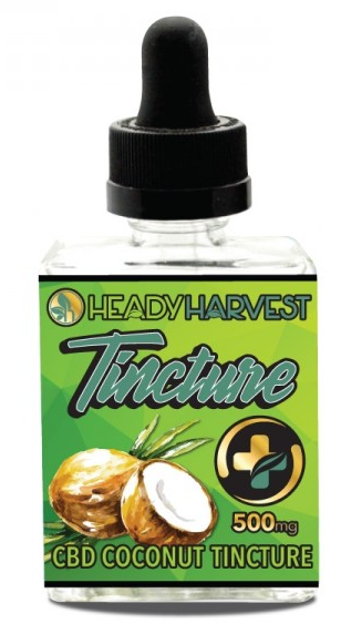 Heady Harvest Coconut Tincture