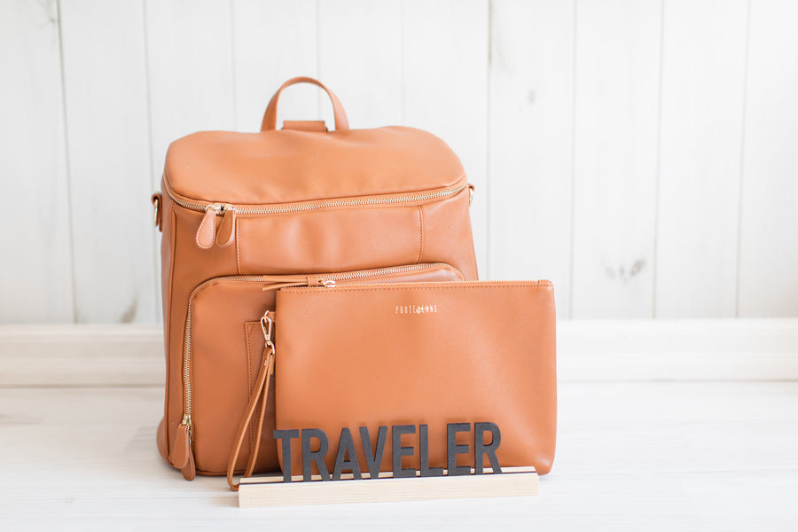 This everyday diaper bag is essential for everyday real living and luxury.  Where real living meetings style and function.  Diaper bag. Everyday bag. Professional bag. Work bag.  Boss babe. Boss Mom. Traveler