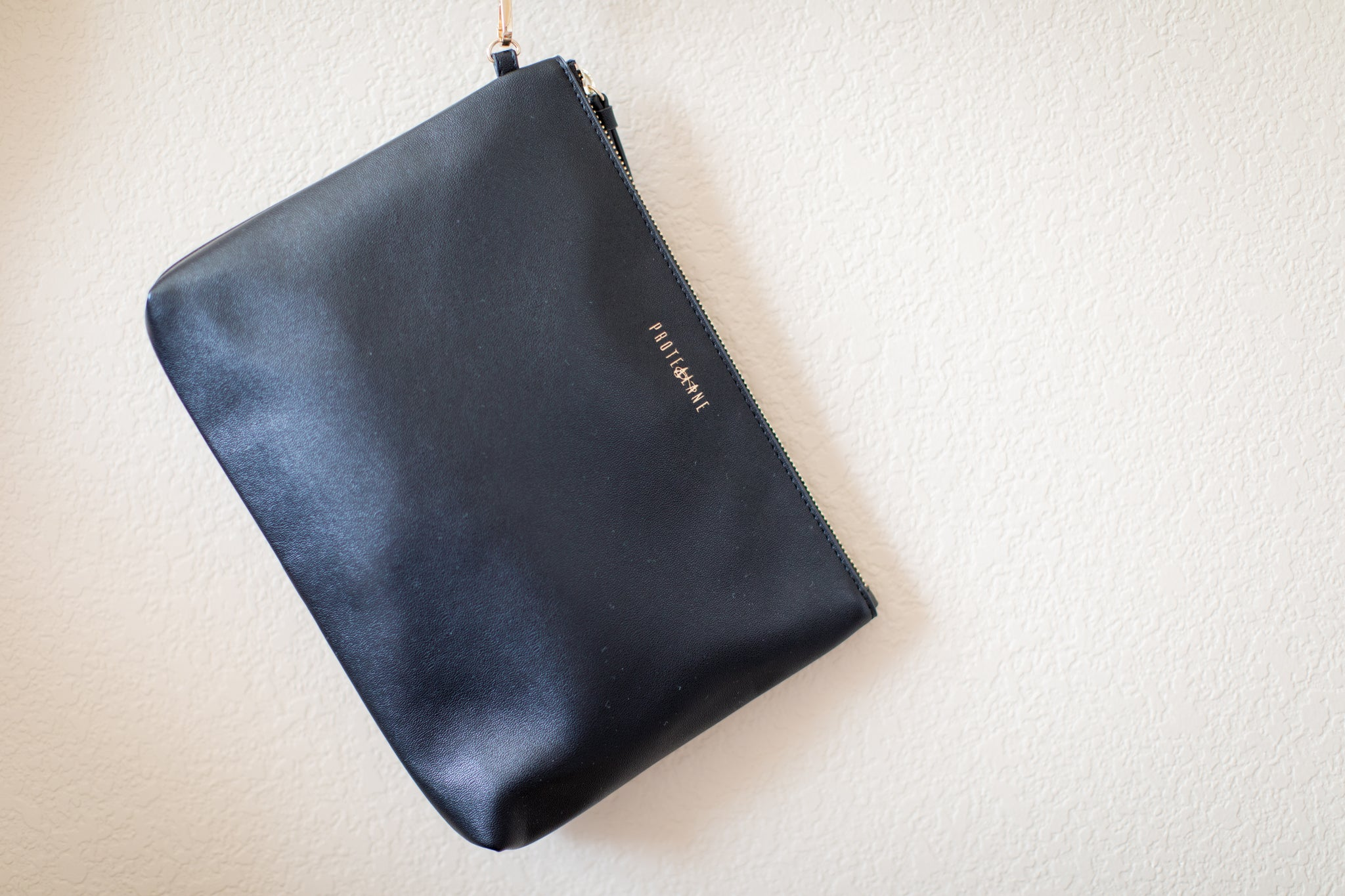 The Traveler Wristlet (Midnight)