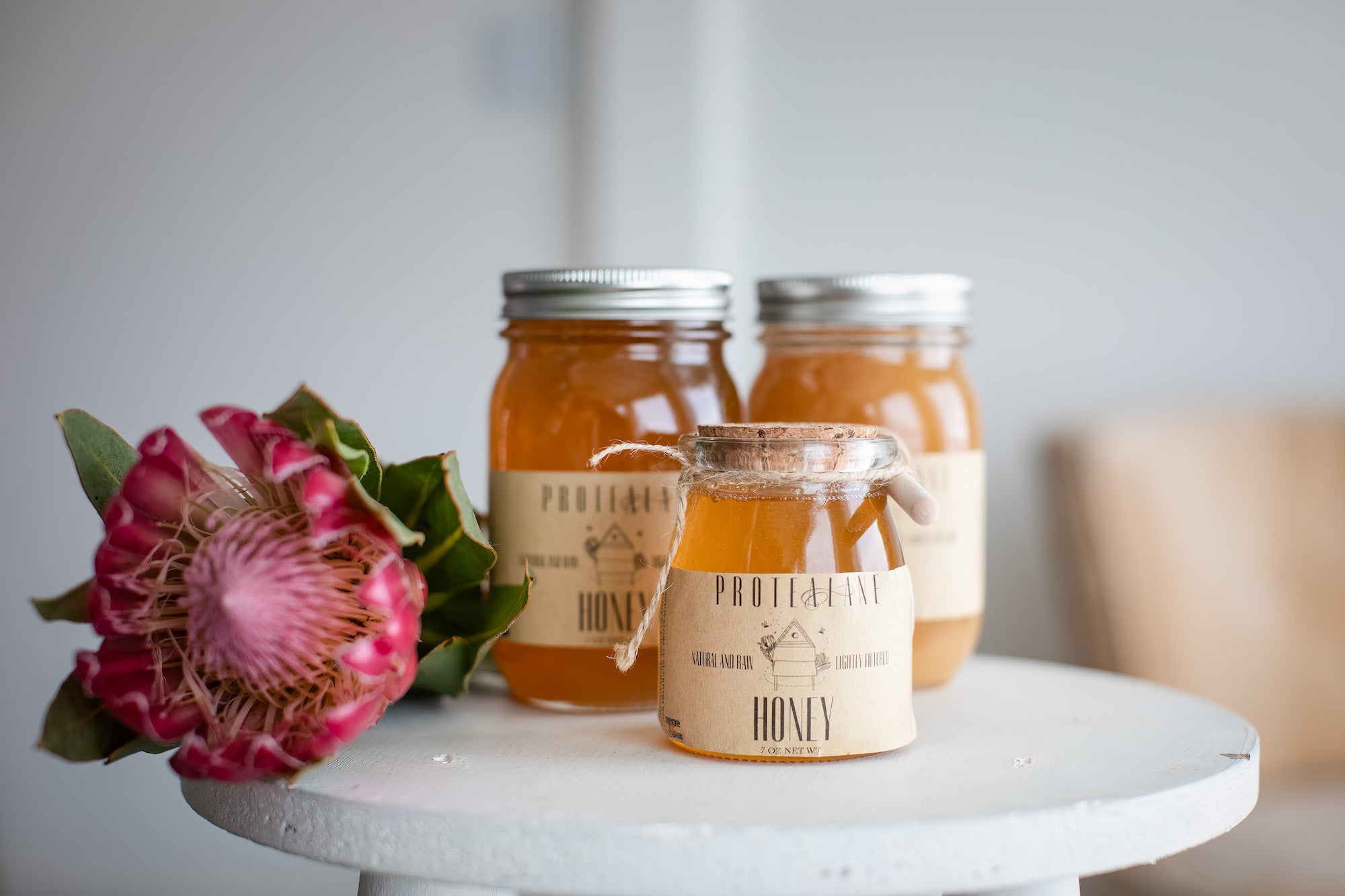 Protea Lane Honey (Whipped)