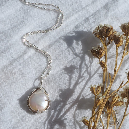 Sale! Wisdom Freshwater Pearl Necklace