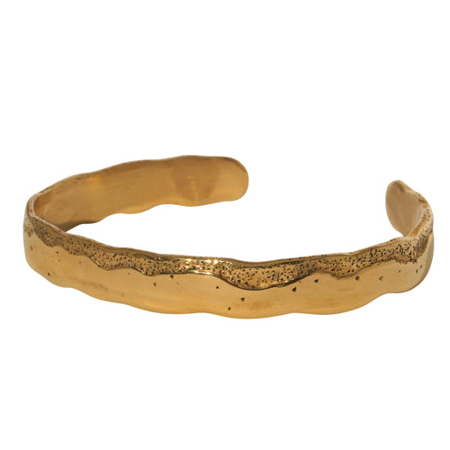 Sale! High Tide Organic Cuff Bracelet