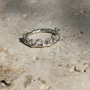 Mini Arches stacking ring