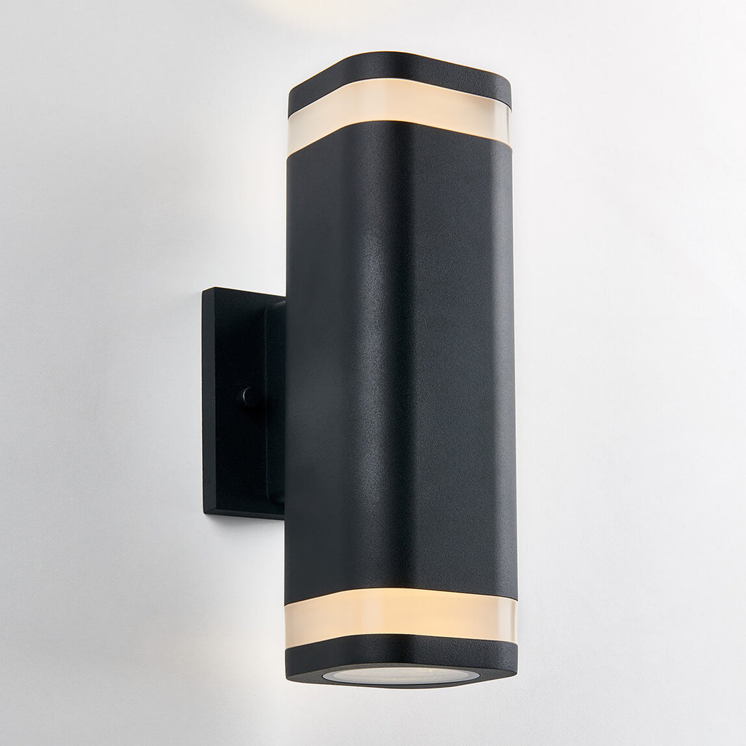 Mettle Integrated LED Outdoor Wall Light