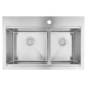 Tribeca Double Bowl Sink