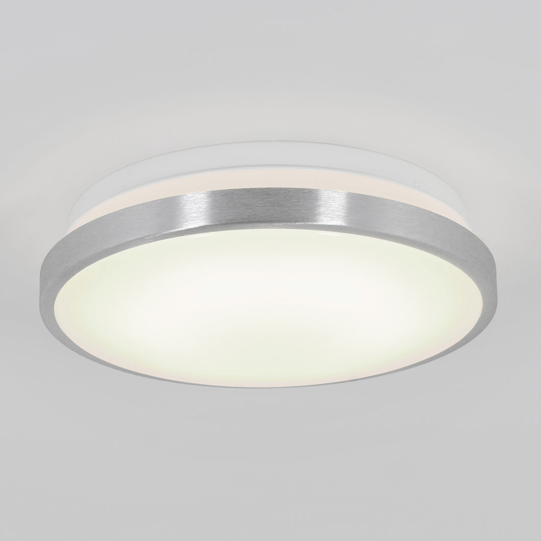 Orion Integrated LED Ceiling Light Aluminum