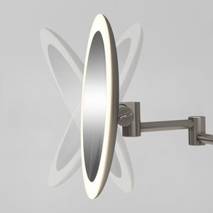 Radia Cordless LED Cosmetic Mirror