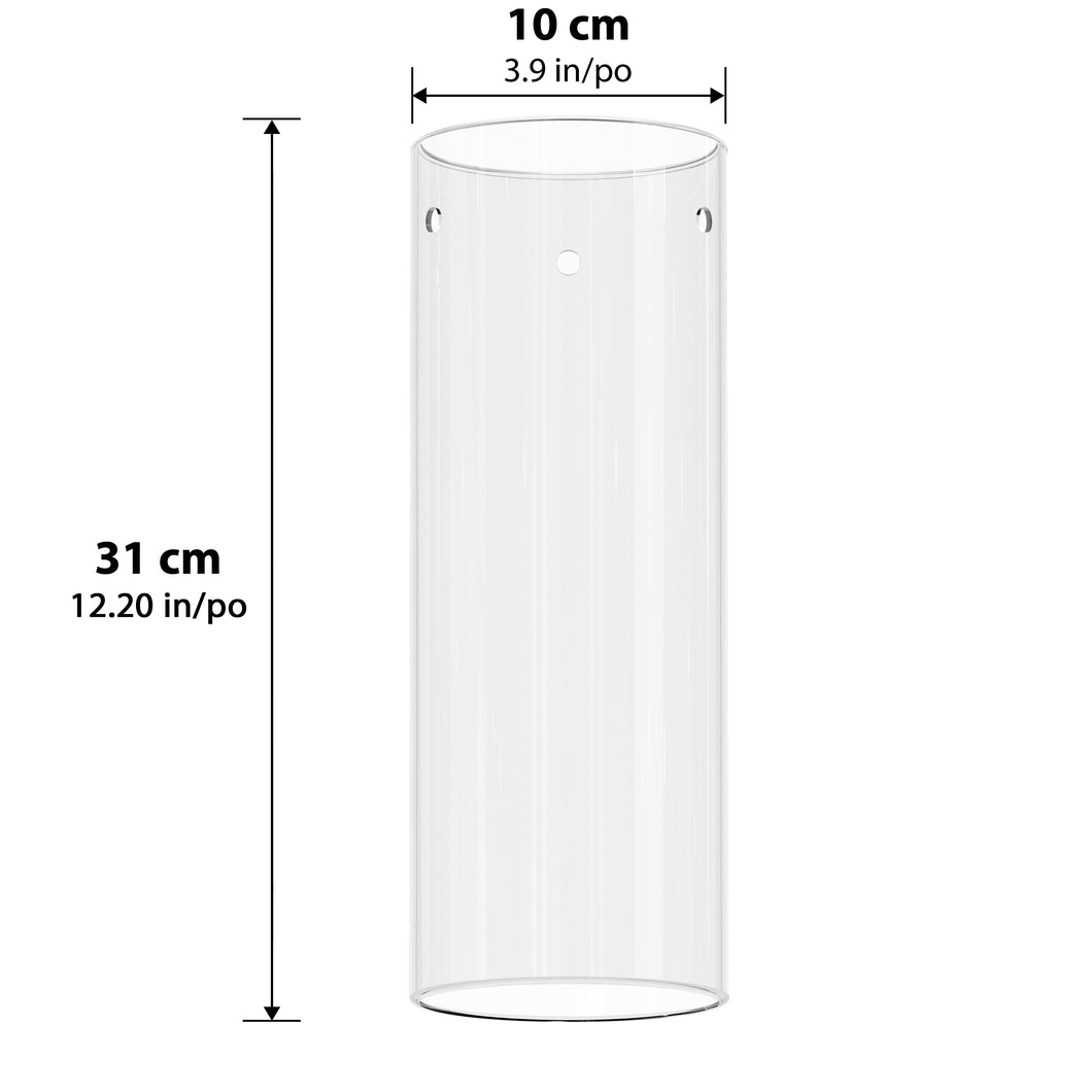 Outer glass cylinder 310 mm