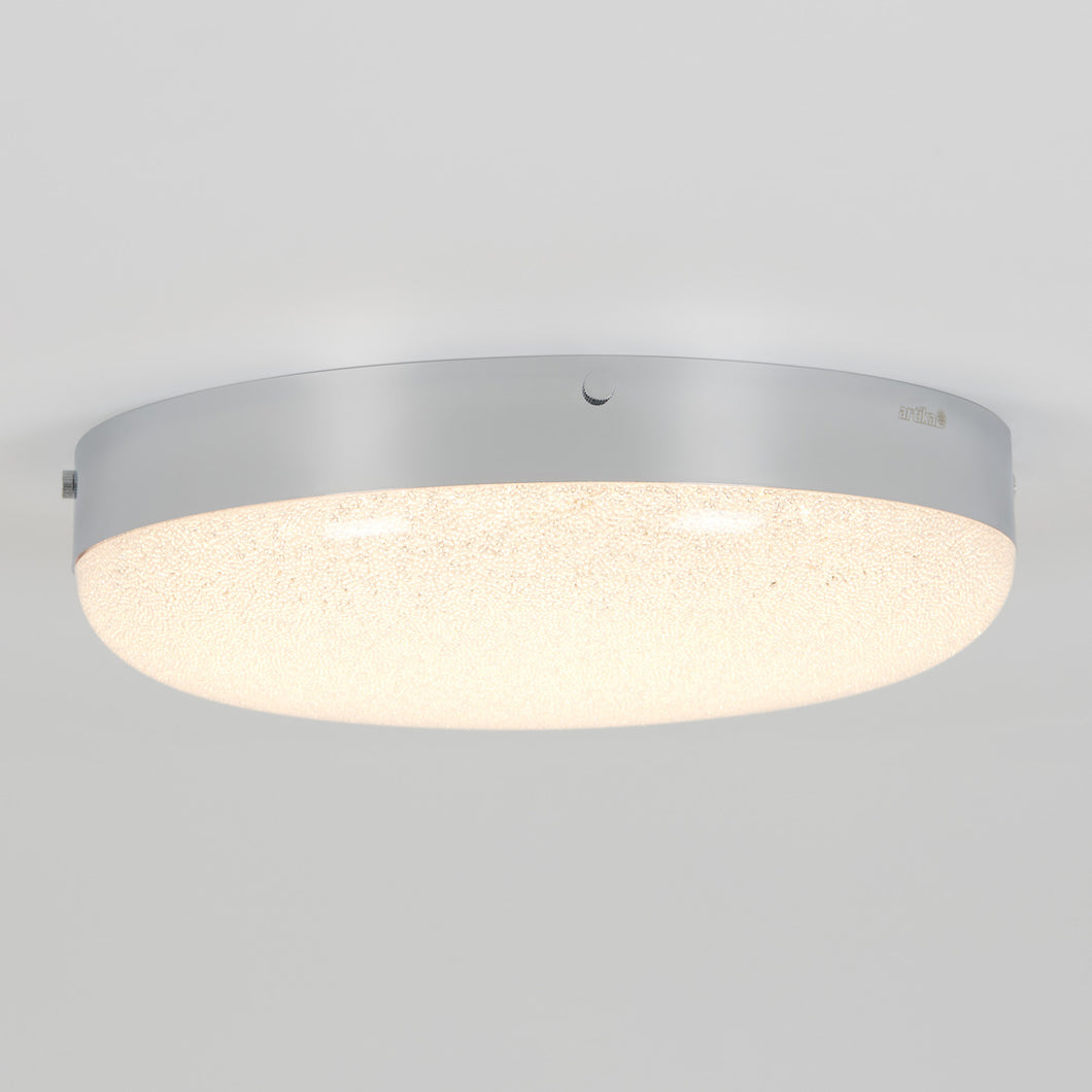 Glitzer LED Integrated Flush mount