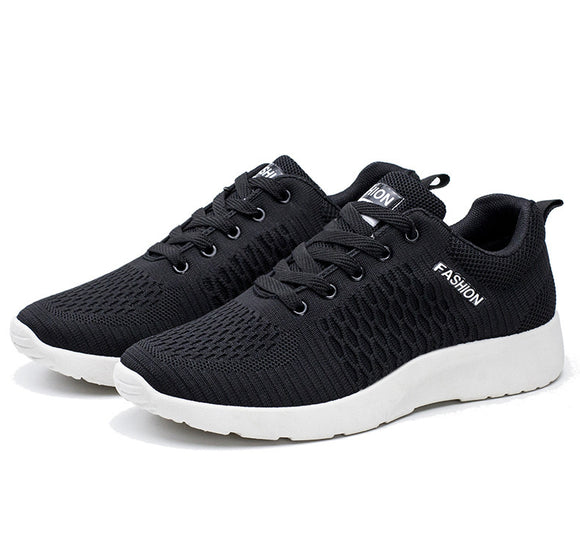 Breathable sneakers, men's shoes