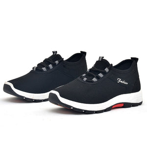 Quick-drying breathable sneakers, men's shoes