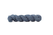 Biches & Bûches Le Petit Lambswool yarn blue gray
