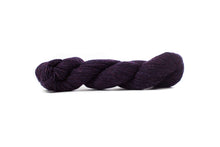 Biches & Bûches Le Petit Lambswool yarn dark violet