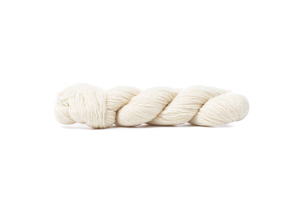 Biches & Bûches Le Petit Lambswool yarn off white