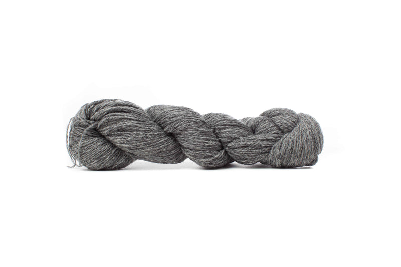 Biches & Bûches Le Petit Lambswool yarn medium gray