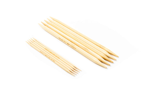 clover bamboo double point needles 7 inches