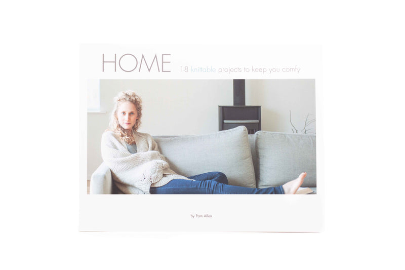 Home by Pam Allen book front cover
