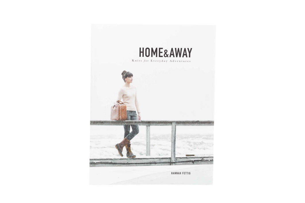 Home & Away book front cover