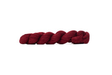 blue sky fibers alpaca silk yarn garnet