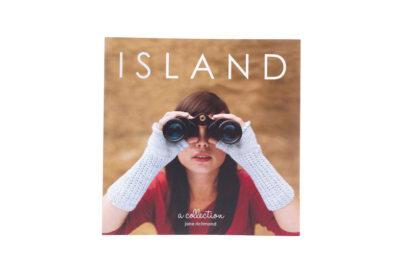 Island book front cover