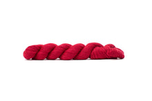 blue sky fibers alpaca silk yarn ruby